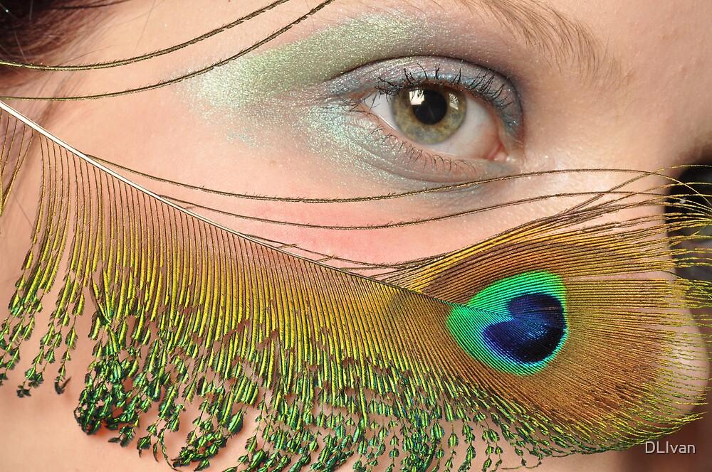 Peacock Eye by DLIvan