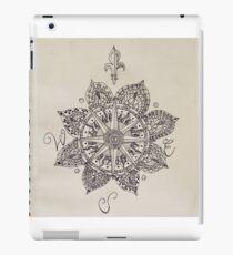 Compass Mandala iPad Case/Skin