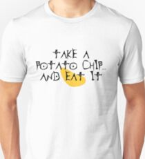Death Note Potato Unisex T-Shirt