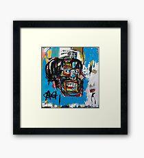 Jean-Michel Basquiat, Untitled (1982), Artwork, Tshirts, Posters, Prints, Tshirts, Men, Women, Kids Framed Print