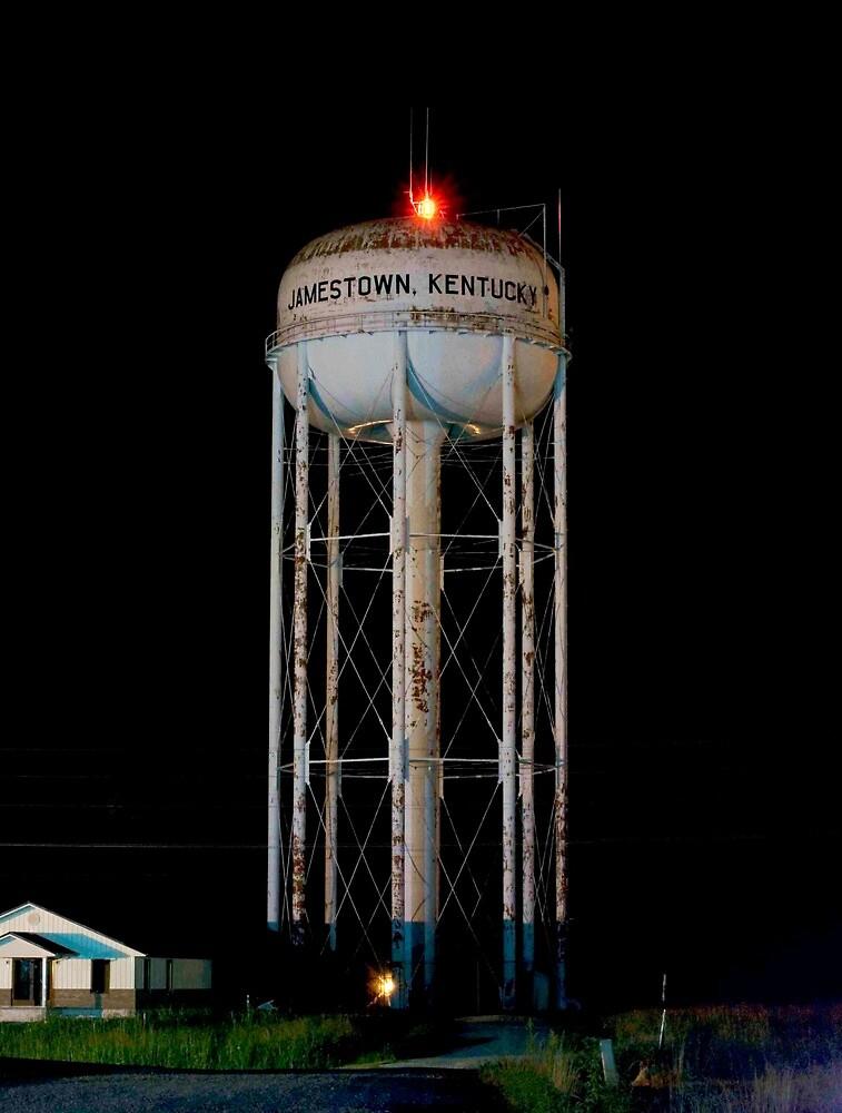 Jamestown Water Tower by Geezer94
