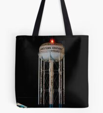 Jamestown Water Tower Tote Bag