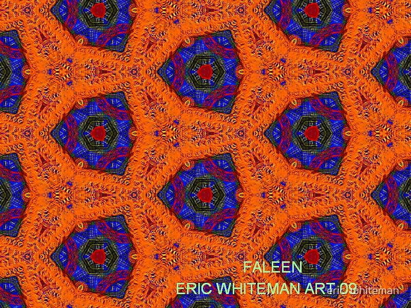 ( FALEEN  ERIC WHITEMAN ART   by eric  whiteman