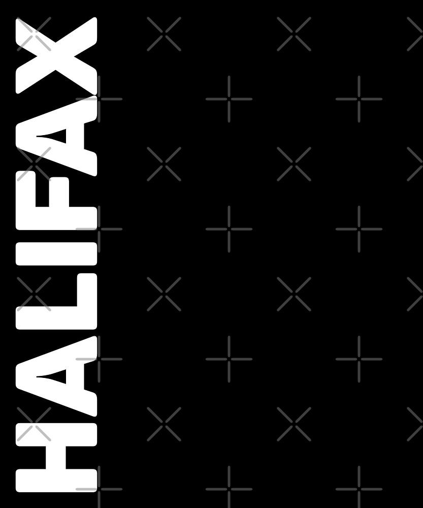Halifax T-Shirt by designkitsch