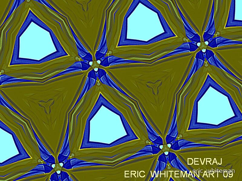 ( DEVRAJ )  ERIC WHITEMAN ART  by eric  whiteman
