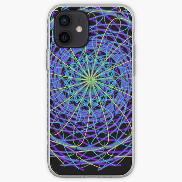 Mandala Swirls iPhone Soft Case