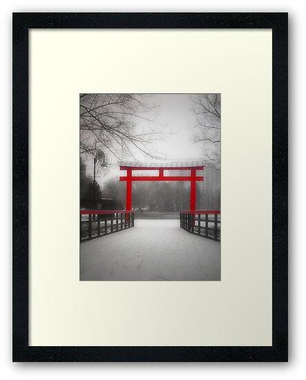 The Red Bridge by Tara  Turner