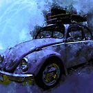Classic Road Trip Driving Machine by ChasSinklier