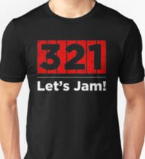 3, 2, 1 .... VERLASST JAM !!! Slim Fit T-Shirt