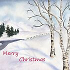 Merry Christmas by Diane Hall