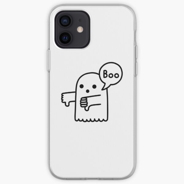 The Ghost of Disapproval iPhone Soft Case