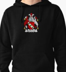 83a1295fd1da Stephenson Coat of Arms - Family Crest Shirt Pullover Hoodie