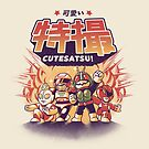 Cutesatsu by Ilustrata Design