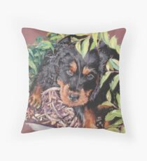 I didn't mean to be Bad!! Throw Pillow