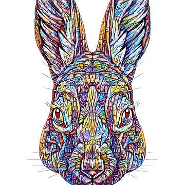 Conejo de cristal de Hareguizer