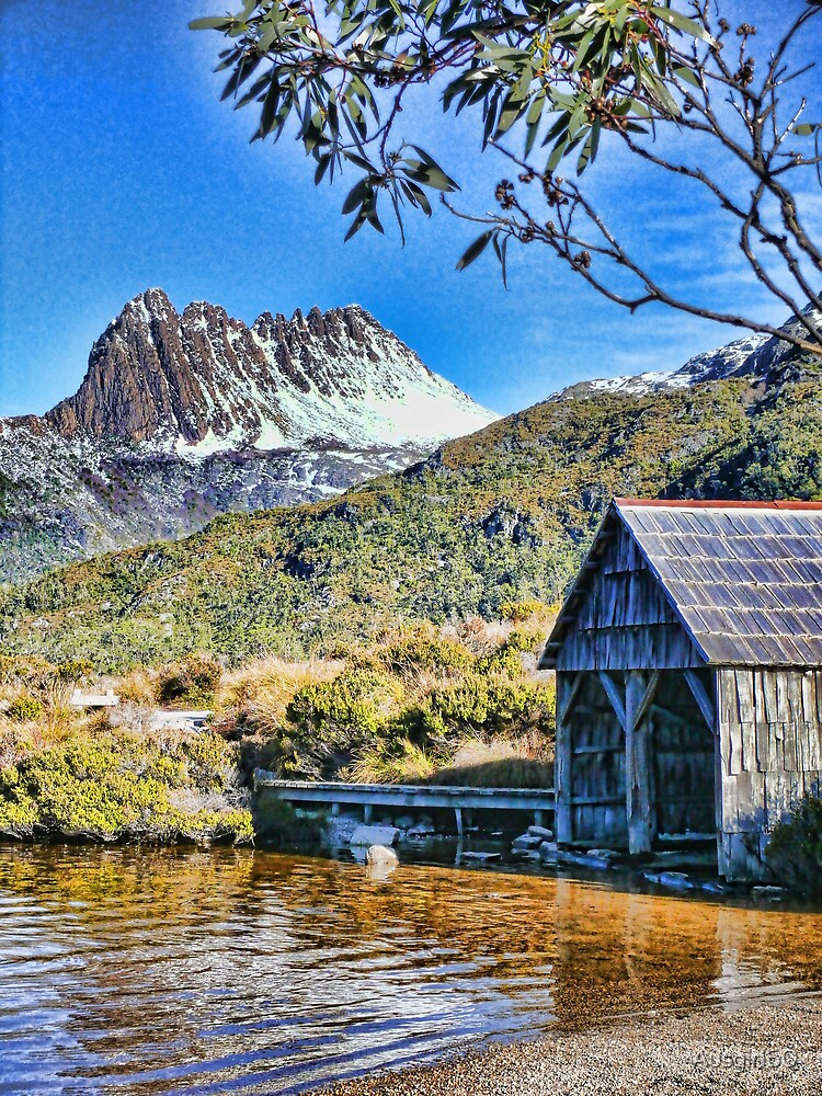Cradle Mountain in Tasmania by Ausgirl60