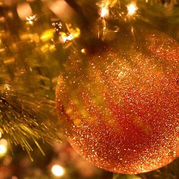 Christmas Glitter by AuntDot