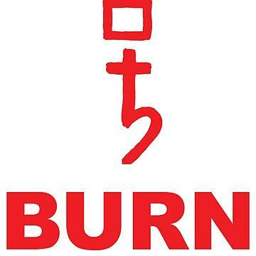 BURN by hermescreative