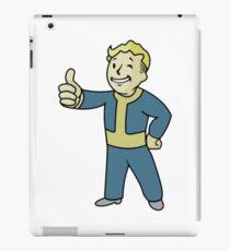 Fall out boy - vault boy - pipboy iPad Case/Skin