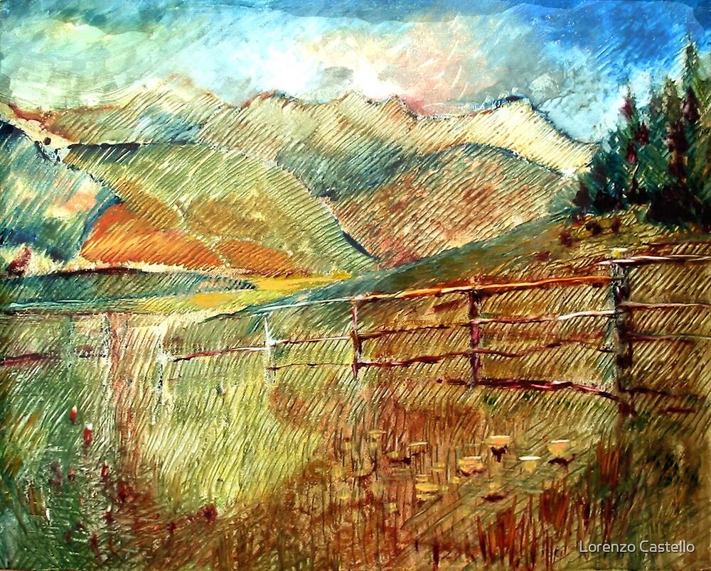 Light valley by Lorenzo Castello
