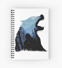 Jon Snow - König des Nordens Spiralblock
