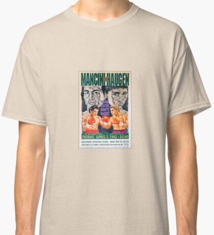 Mancini vs. Haugen, Reno, Nevada, 1992 Camiseta clásica