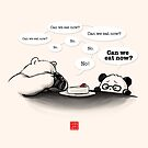 Can We Eat Now? by Panda And Polar Bear
