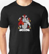 Surtees Coat of Arms - Family Crest Shirt Slim Fit T-Shirt