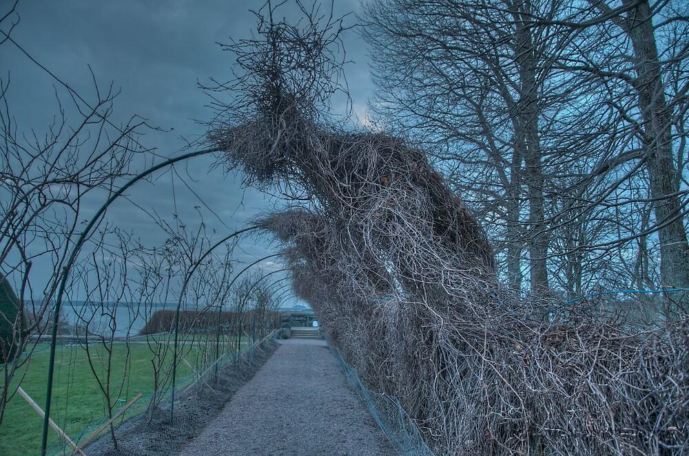 The Giant Hare Of Tjölöholm by Fredrik Ottedag