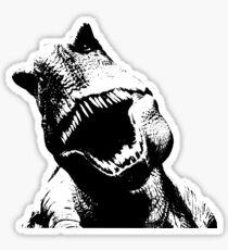 Dinosaurier T-Rex Tyrannosaurus Rex Dino Tier Sticker