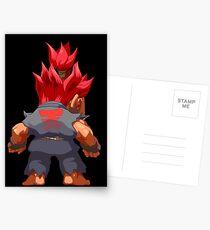 Puzzle Demon Postcards