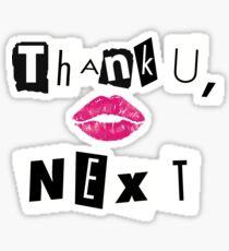 Grande Thank U Sticker
