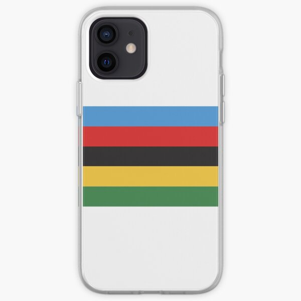 World Champion Stripes iPhone Soft Case