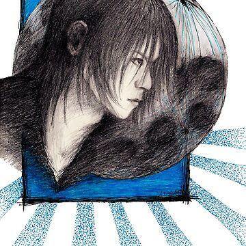 Sugizo The Moon by reketrebn13