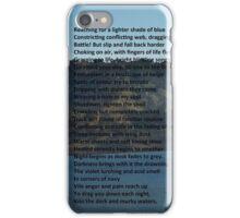 Dark and Murky Waters iPhone Case/Skin