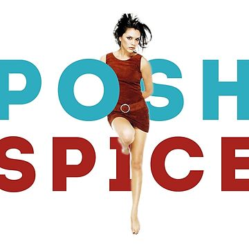 Posh Spice | Spice Girls by juliatleao