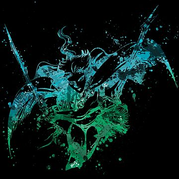 Final Fantasy III Splatter by jsumm52