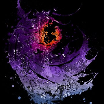 Final Fantasy IV Splatter by jsumm52