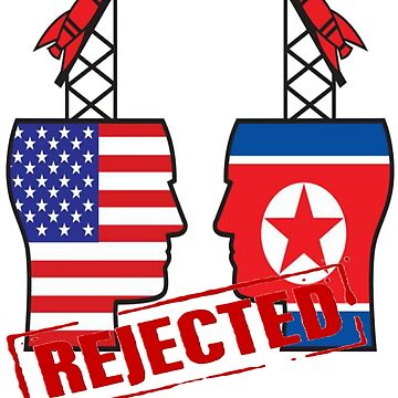 USA vs Northern korea rejected by christianoo