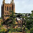 Hereford Cathedral by Lesliebc