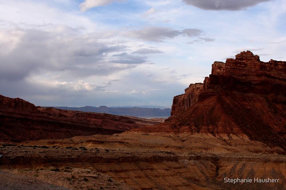 Utah's Red Wonders by Stephanie Hausherr