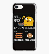 How To: Bacon Pancakes iPhone Case/Skin