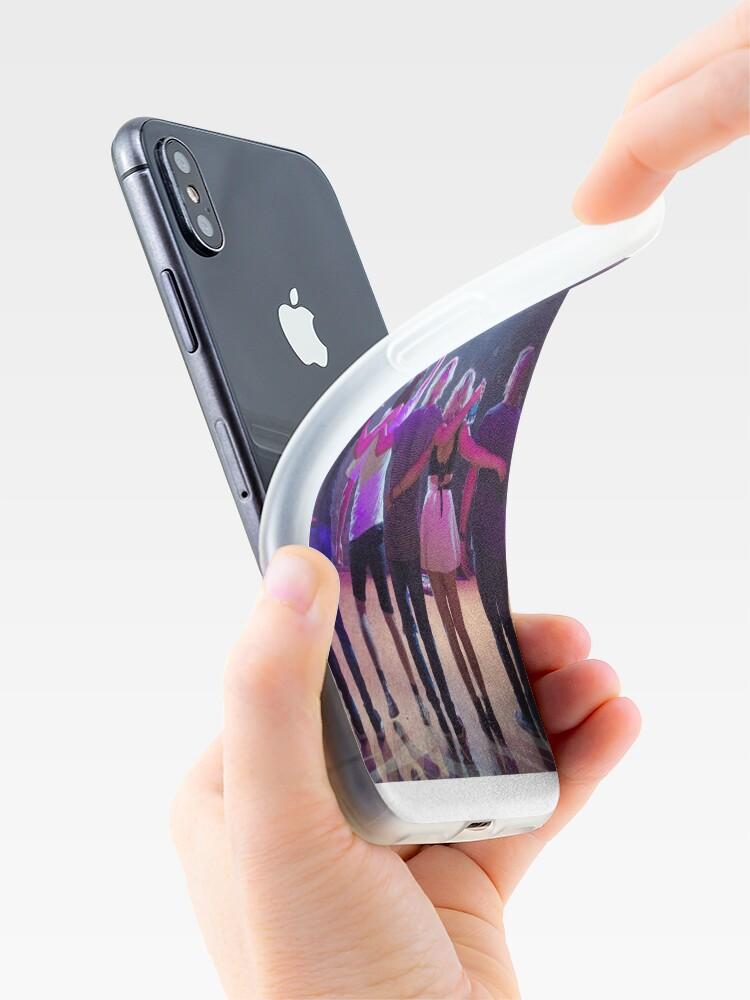 Alternative Ansicht von R5-Familie iPhone-Hülle & Cover