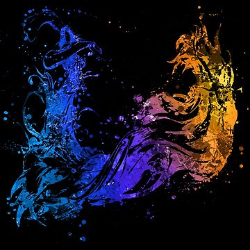 Final Fantasy X Splatter by jsumm52