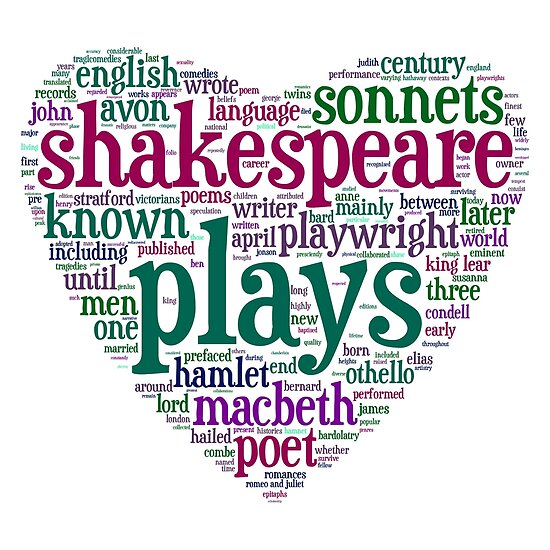 hamlet words words words When we desire to confine our words, we commonly say they are spoken under  the rose  william shakespeare, hamlet (1600-02), act ii, scene 2, line 193.