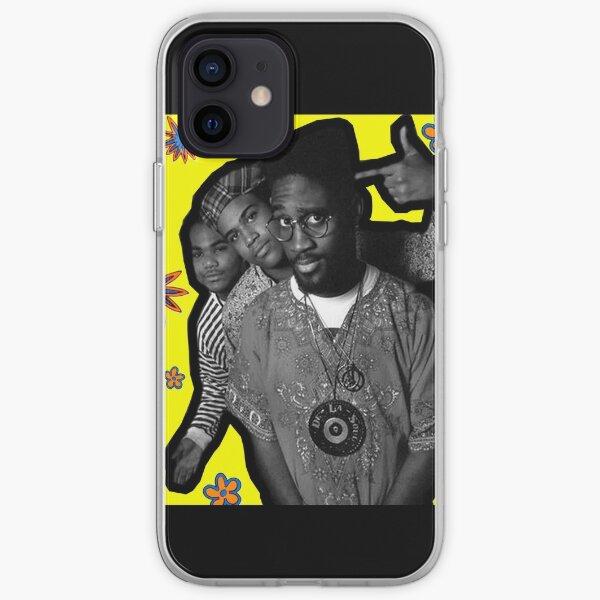 DE LA SOUL iPhone Soft Case