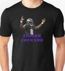 Lamar Jackson Ravens Unisex T-Shirt