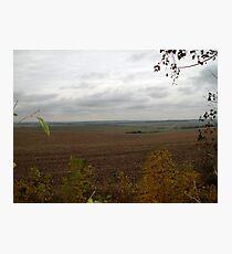 an exciting Ukraine landscape Photographic Print