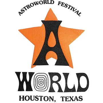 Astroworld Festival Logo by eightyeightjoe