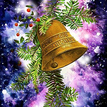 CHRISTMAS BELL by Tammera